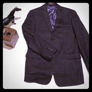 Boys Hickey Freeman 100% wool blazer - Sz 18